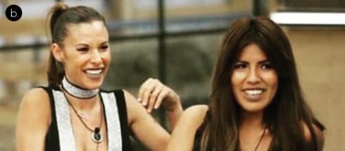 Isa Pantoja le da una lección de amistad a Techi en GH VIP - blastingnews.com