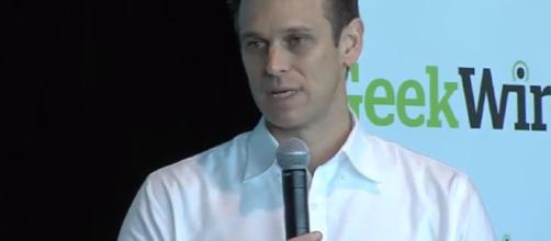 Jerry Dipoto interview with GeekWire. - [GeekWire / YouTube screencap]