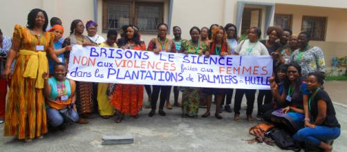 Manifestations de femmes contre les violences faites aux femmes