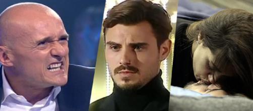 Signorini rimprovera Francesco Monte per il suo comportamento verso Giulia Salemi.