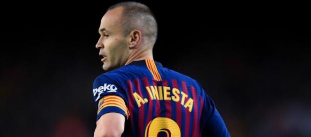 Barça : Iniesta n'écarte pas un retour au club