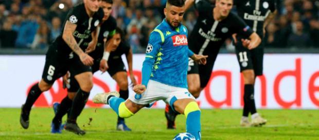 Napoli y PSG calentaron aún más el Grupo C. www. univision.com