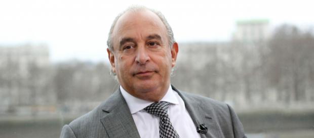 Philip Green, PDG de Topshop, accusé de harcèlement sexuel et de racisme selon le député anglais Peter Hain