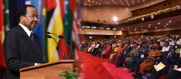Prestation de serment du président PAUL BIYA © Google