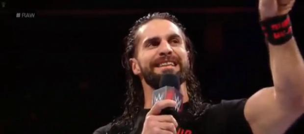 'WWE Raw' results for Manchester, England featured Seth Rollins in action as part of the match card. - [WWE / YouTube screencap]