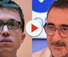 Iñigo Errejón y Carlos Herrera en imagen