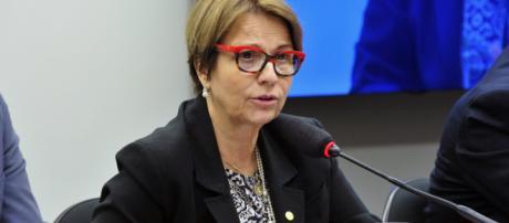 Tereza Cristina é a nova ministra