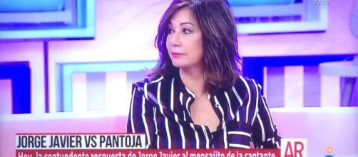 Ana Rosa apoya a Jorge Javier en su guerra contra Isabel Pantoja - lecturas.com