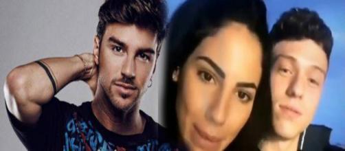 Andrea Damante commenta la storia d'amore tra Giulia e Irama: 'Sono giovani. Fanno bene'