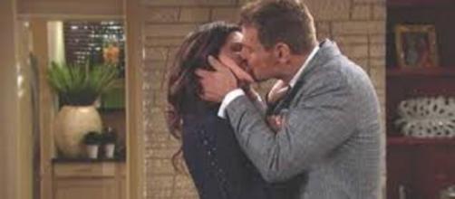 Anticipazioni Beautiful: Thorne bacia Katie, Wyatt lascia la Logan.