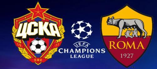 Champions League, CSKA Mosca-Roma in televisione e online su Sky e NowTv alle 19