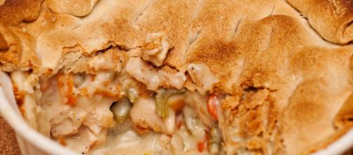 Pot pie comes in many delicious forms such as this deep dish variation. [Source: edwin - Flickr]