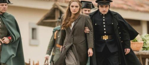 Il Segreto, trame dal 12 al 16 novembre: Julieta viene arrestata
