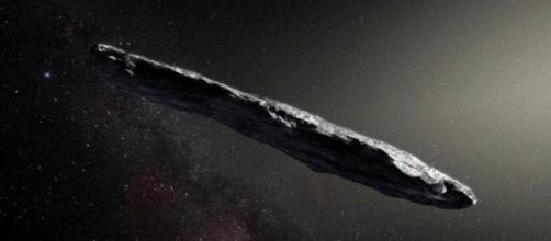 Objeto raro avistado no espaço chama a atenção de pesquisadores