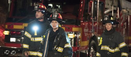 Spoiler Station 19: una forte tempesta di vento mette a rischio la vita di alcuni pompieri