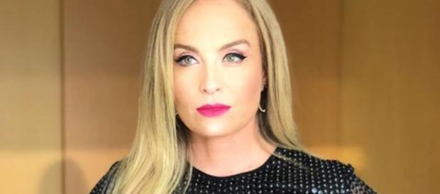 Angélica, que é casada com Luciano Huck há 14 anos, indignou-se com declaração de Leão Lobo. (Reprodução/Internet)