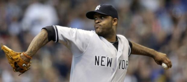 C.C. Sabathia is returning to the Yankees after reaching a new deal. [Image Credit] MLB - YouTube