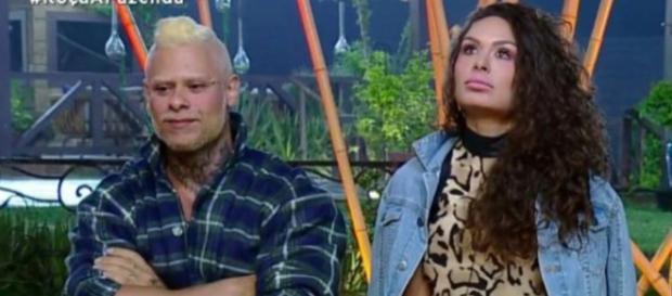 Fernanda Lacerda e Leo Stronda disputam uma vaga em A Fazenda 10