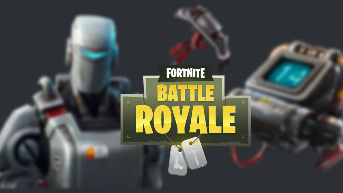 Fortnite Dataminers Leak Hunting Party Skin Called A I M More