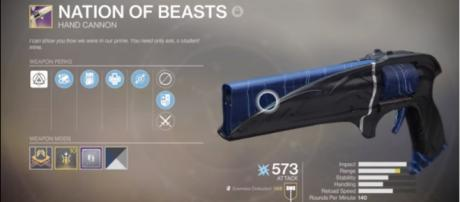 A Curated Roll variant of the Nation of Beasts. [Image source: nKuch/YouTube]