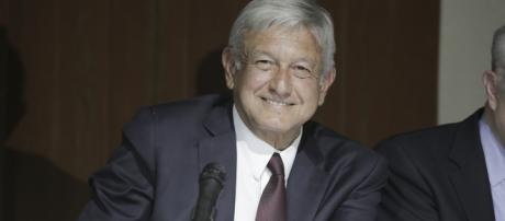 Andrés Manuel López Obrador, presidente electo de México. - org.mx