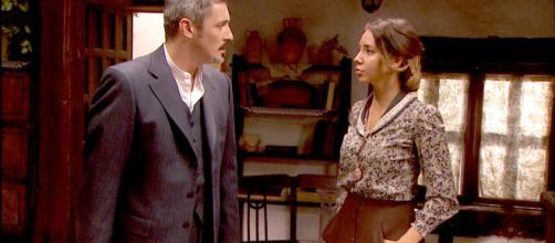 Anticipazioni Il Segreto: Emilia nasconde lo stupro ad Alfonso