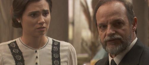 Anticipazioni Il Segreto: Maria e Raimundo ricevono una missiva di riscatto