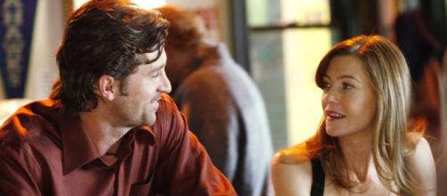 Derek Shepherd - Meredith Grey FONTE: Google Immagini