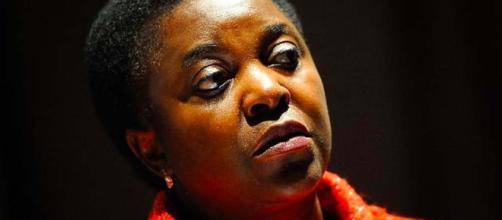 L'eurodeputato del PD Cecile Kyenge
