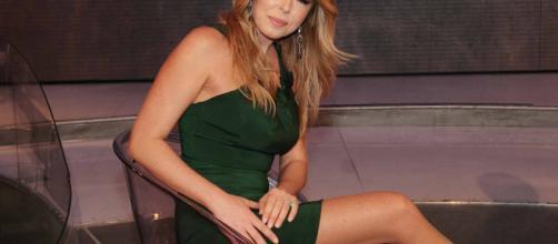 Loredana Lecciso ospite di Domenica Live l'11 novembre - ilgiornale.it