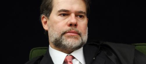 Presidente da Corte, Dias Toffoli (foto reprodução).