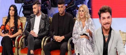 Spoiler Uomini e Donne nuova registrazione: Lorenzo si infuria con Giulia, Andrea caccia quasi tutte