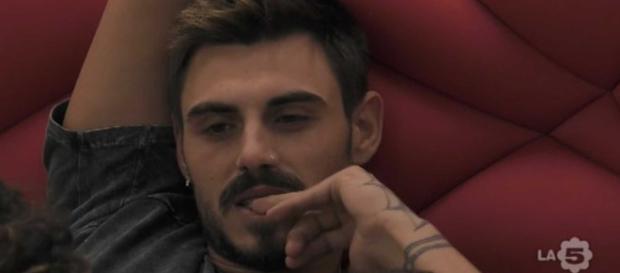 Francesco Monte parla di Sara Affi Fella