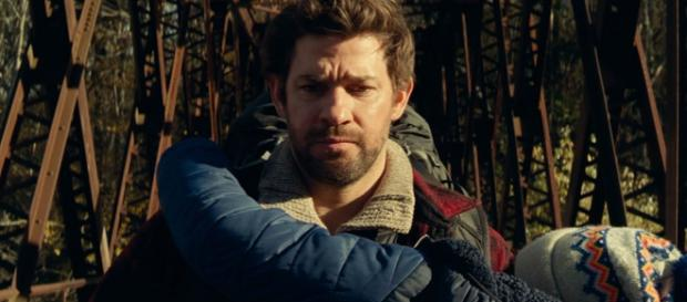 """John Krasinski has begun mapping out an idea for """"A Quiet Place"""" sequel. [Image Credit] Collider - YouTube"""