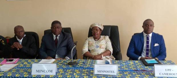 Le Minpostel, le MINCOM et l'UPF (c) Jean Claude Ntonde