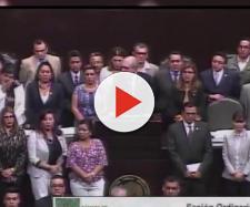 Sessão da Câmara dos Deputados do México
