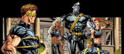 A versão Ultimate dos X-Men nos quadrinhos.