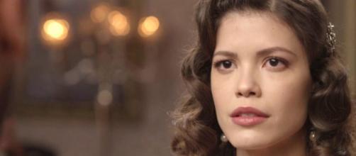 Cris descobre que Isabel e Dora são a mesma pessoa