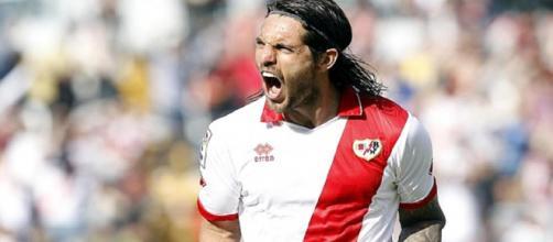 El Rayo Vallecano quiere el regreso de Joaquín Larrivey