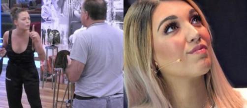 Gf Vip: Cecchi Paone litiga con Silvia, la Satti contro Monte: 'doveva essere punito'