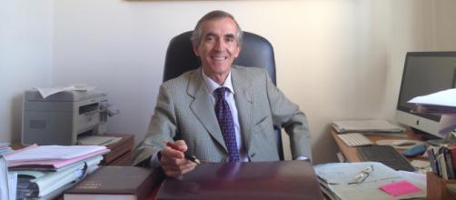 """Ignazio Manca, coordinatore per il nord-ovest Sardegna della """"Lega-Salvini"""" - Fonte: Pietro Serra"""