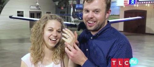 John David Duggar Engaged to Abbie Burnett | Show screenshot