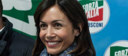 Maria Rosaria Carfagna, Forza Italia