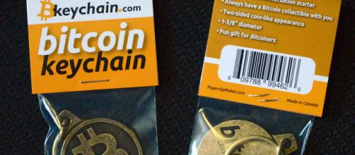 I love Bitcoin! - [BTC Keychain / Flickr]