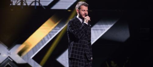 Alessandro Cattelan, conduttore di X Factor.