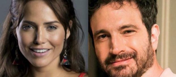 Atores fizeram parte do elenco da novela Segundo Sol.