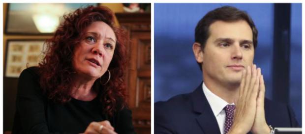Cristina Fallarás señala a Albert Rivera como responsable de que la insulten y la amenacen