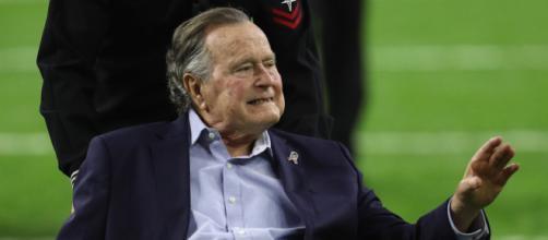 Bush pai morreu aos 94 anos de idade.