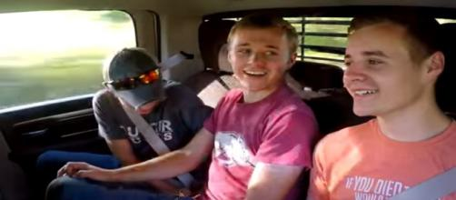 Counting On - Duggar Boys amaze fans with their singing - Image credit - TLC | YouTube