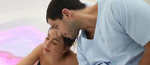 Duda Nagle e Sabrina Sato se tornaram pais no dia 29 de novembro